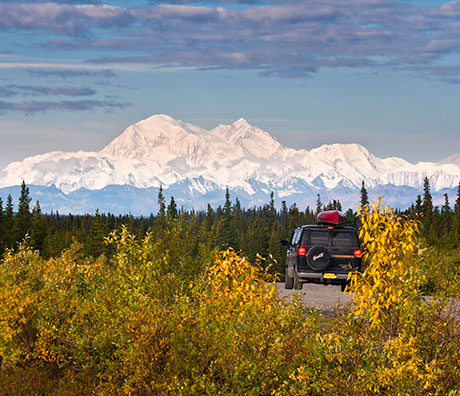 ANCHORAGE & DENALI